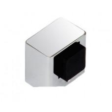 Упор (стопор) дверной напольный COLOMBO LC112-CR полированный хром