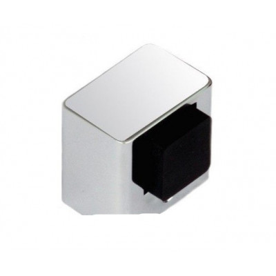 Упор (ограничитель хода) дверной напольный COLOMBO LC112-CR полированный хром
