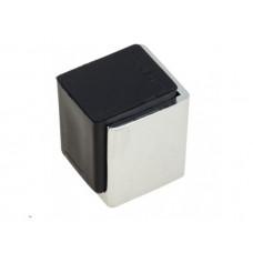 Упор  дверной напольный Fratelli Cattini F5 CR полированный хром